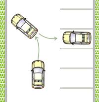 How To Reverse Park A Car  Degree
