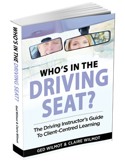 Driving instructor book cover