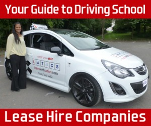 Driving School Lease Hire Companies