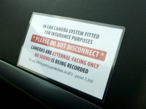 In-Car Cameras on Driving Tests – Why Are Examiners Unplugging Cameras?