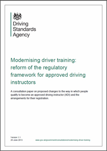 Our full response to the DSA Consultation on Modernising Driver Training