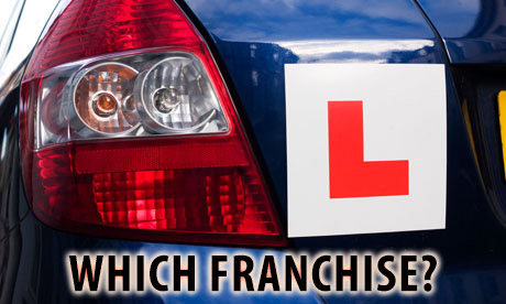 Which ADI franchise - compare the BIG 6 Driving Schools in UK